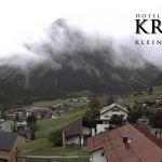 Wetter Kleinwalsertal Mittelberg am 14.06.2020