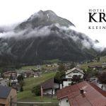 Wetter Kleinwalsertal Mittelberg am 19.06.2020