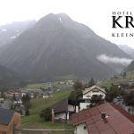Wetter Kleinwalsertal Mittelberg am 26.06.2020