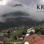 Wetter Kleinwalsertal Mittelberg am 29.07.2020
